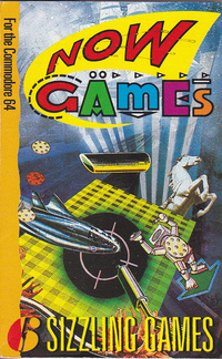 Now Games - 6 Sizzling Games