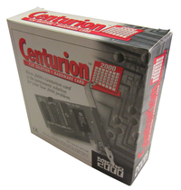 Micro 2000 Centurion Complete Y2K Rollover Card