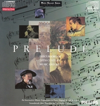 Prelude Precursors of 20th Century Music and Art