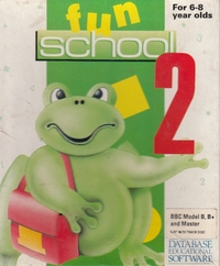Fun School 2 - for 6-8 year olds