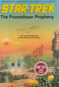 Star Trek The Promethean Prophecy