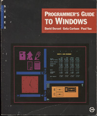 Programmer's Guide to Windows