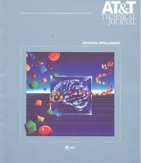 AT&T Technical Journal Volume 67 Number 1 - January/February 1988