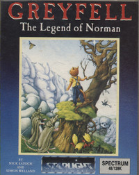 Greyfell The Legend of Norman