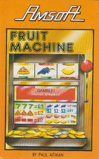 Amsoft Fruit Machine