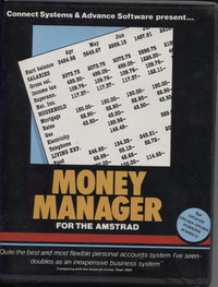 Money Manager (Disk)