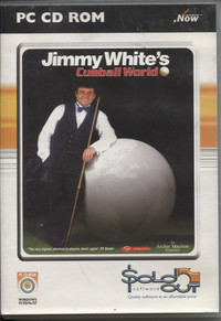 Jimmy White's Cueball World (Sold Out)