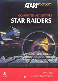 Atari Star Raiders