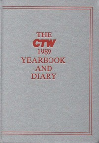 The CTW 1989 Yearbook and Diary