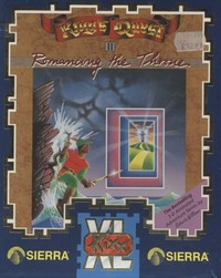 King's Quest II - Romancing The Throne
