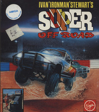 Ivan 'Iron Man' Stewart's Super Off Road