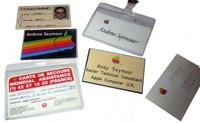 Apple Name Badges