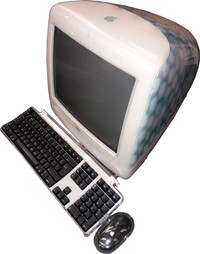 Apple iMac G3/DV (Slot Loading - Dalmation)