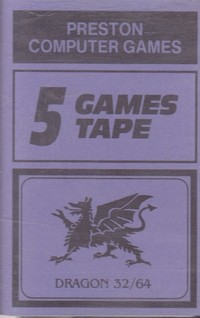 5 Games Tape