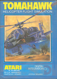 Tomahawk Helicopter Flight Simulation