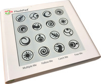 FlashPad - Electronic Light & Touch Pad