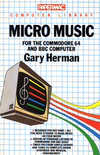 Micro music for the Commodore 64 and BBC Computer