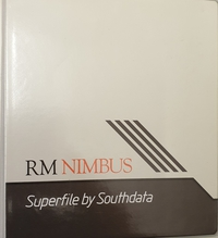 RM Nimbus Superfile by Southdata PN 14761 (Old Style Layout)