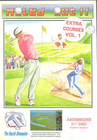 Holed Out!! Extra Courses Volume 1