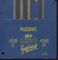 Puzznic (The Hit Squad) (Loose Disk)