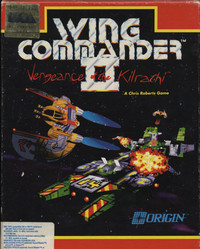 Wing Commander II - Vengance of the Kilrathi