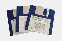 RISC OS 3 Application Discs