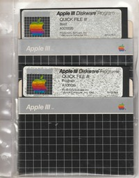 Apple Quick File III