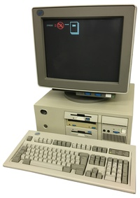 IBM PS/2 Multimedia Model 75 (M75) 486SLC2
