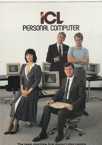 ICL Personal Computer - Brochure