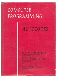 Computer Programming and Autocodes
