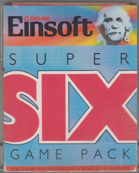 Super six game pack