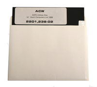 ACW ADFS Utilities Disc