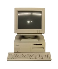 Apple Power Macintosh 7200/90