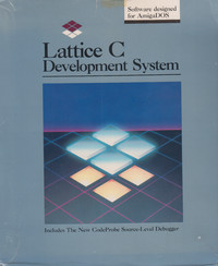 Lattice C Development System - Amiga