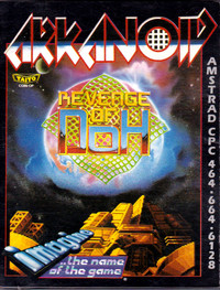 Arkanoid Revenge Of Doh