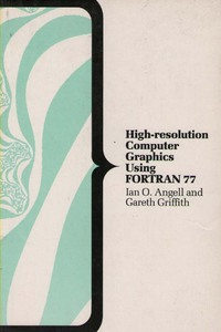 High-Resolution Computer Graphics Fortran 77
