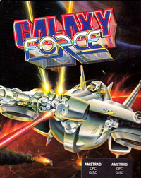 Galaxy Force (Disk)