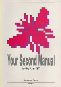 Your second manual for the Atari ST
