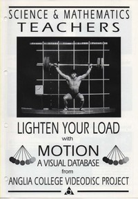Lighten Your Load with Motion