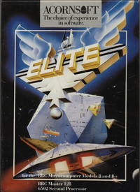 Elite (BBC Master 128, 6502 Second Processor)