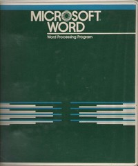 Microsoft Word (Original Manual)
