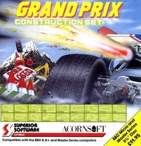 Grand Prix Construction Set (Disk)