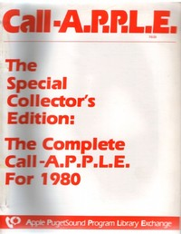 Call-A.P.P.L.E. - Complete 1980 Set