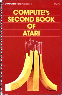 Compute's Second Book of Atari