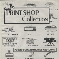 Page 6 Printer Shop Collection