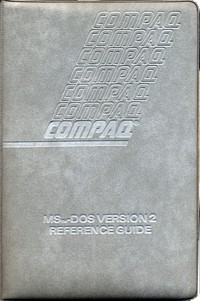 Compaq Portable Operations Guide