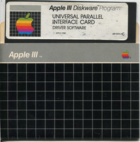 Apple III Diskware Program