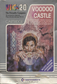 Voodoo Castle (Cartridge)