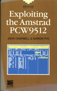 Exploiting the Amstrad PCW9512