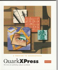 QuarkXpress 2nd Package
